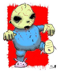 zombie-baby