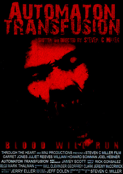 Movie Review: Automaton Transfusion | ScottKenemore com